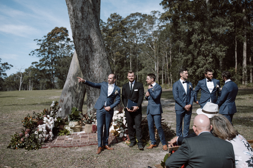 worrowing jervis bay wedding ceremony location