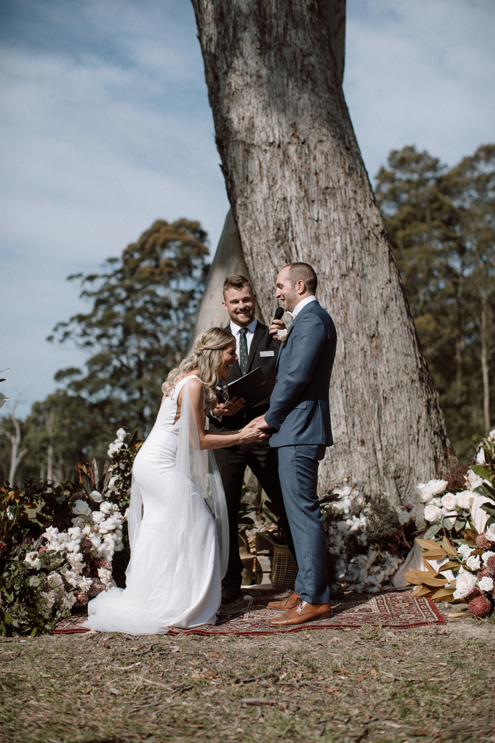 mitch bell wedding celebrant worrowing jervis bay