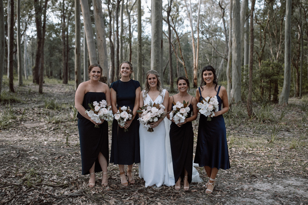 worrowing jervis bay wedding photo