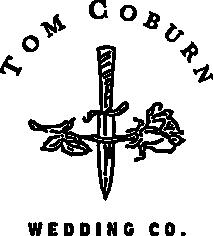 Tom Coburn Wedding Co. logo