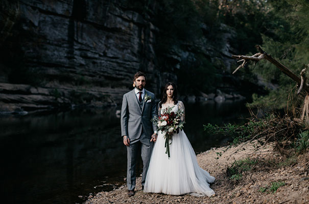 kangaroo valley bush retreat wedding video frame grab from videography